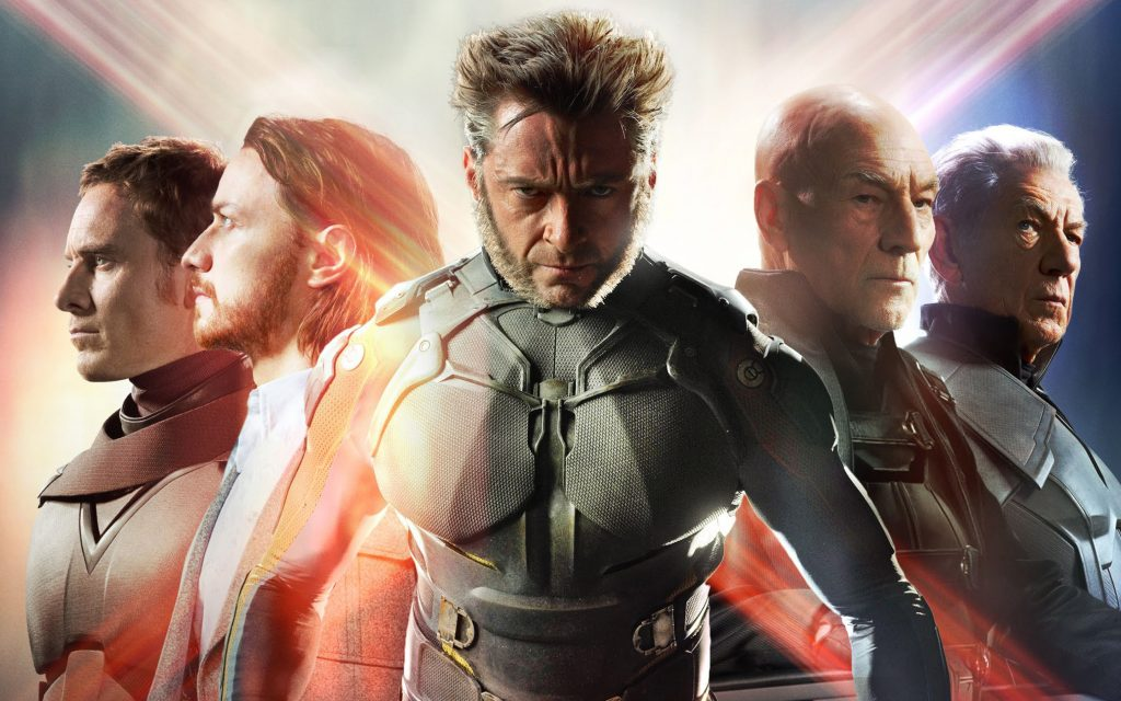 X-Men Days of Future Past : les mutants au coeur de l'Histoire