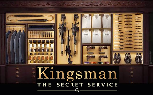 Kingsman : parodie, humour et de l'action, beaucoup d'actions !