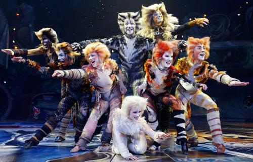 CATS au théâtre Mogador : félinement surprenant !