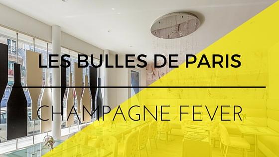 C'est l'heure du tea-time aux Bulles de Paris !