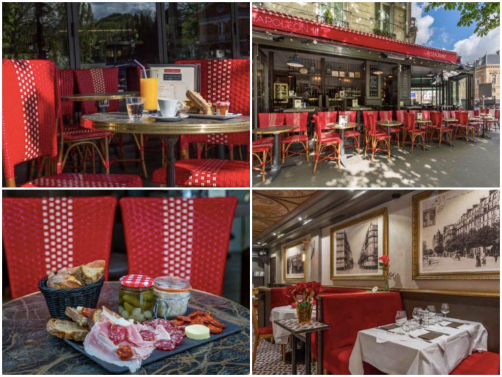 Où déjeuner à Paris, part. 2 : la Brasserie Napoléon III