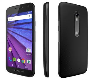 Hello le Moto G de Motorola !