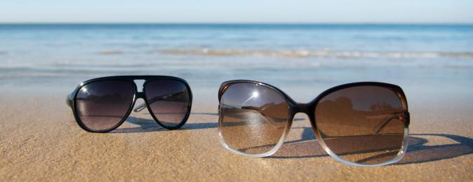 Choisir ses lunettes de soleil, c'est tout un art !