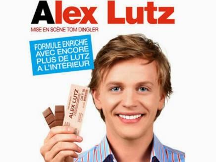 Alex Lutz : de l'humour et de la finesse dans un verre de lait