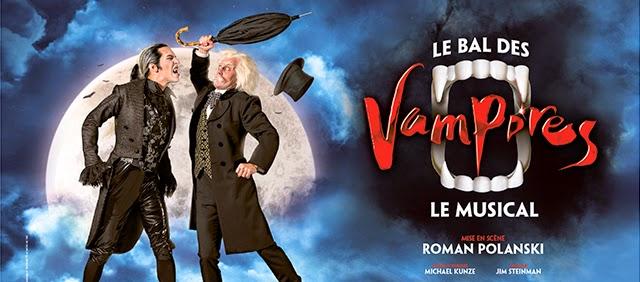 Le Bal des Vampires au théâtre Mogador : mordant !