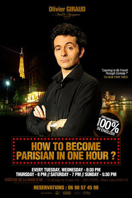 Découverte : How to become a parisian in one hour ?