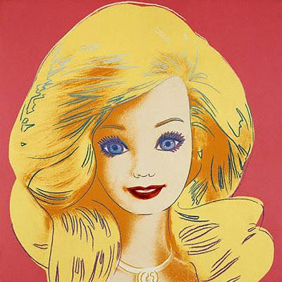 barbie-wharol