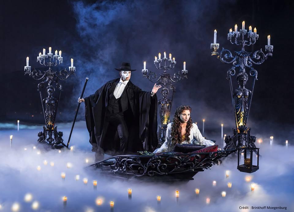 Le Fantôme de l'Opéra : la légende à Mogador