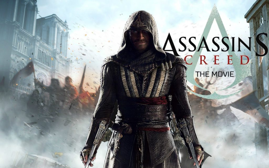 Assassin's creed : du grand art !