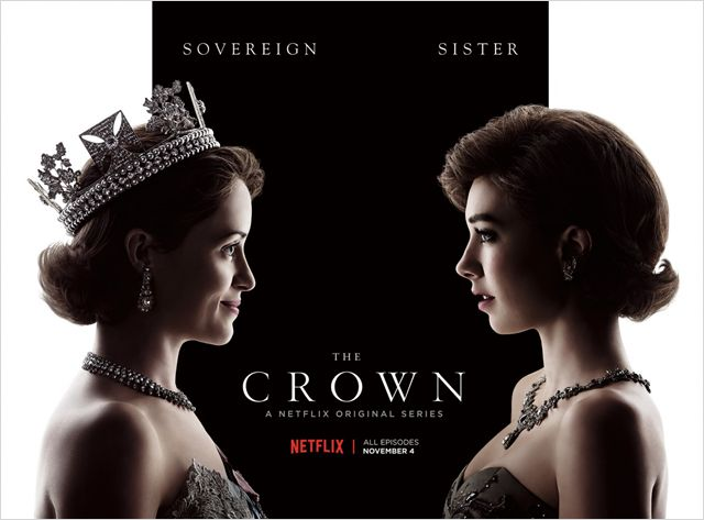 The Crown – God save the Queen !