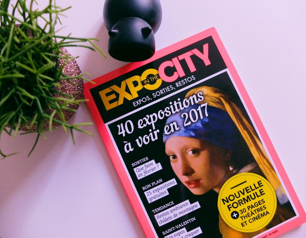 Expo in the city : la Culture à portée de main !