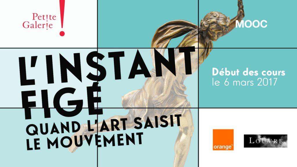 L'Instant Figé : le musée du Louvre lance son 1er MOOC avec Orange