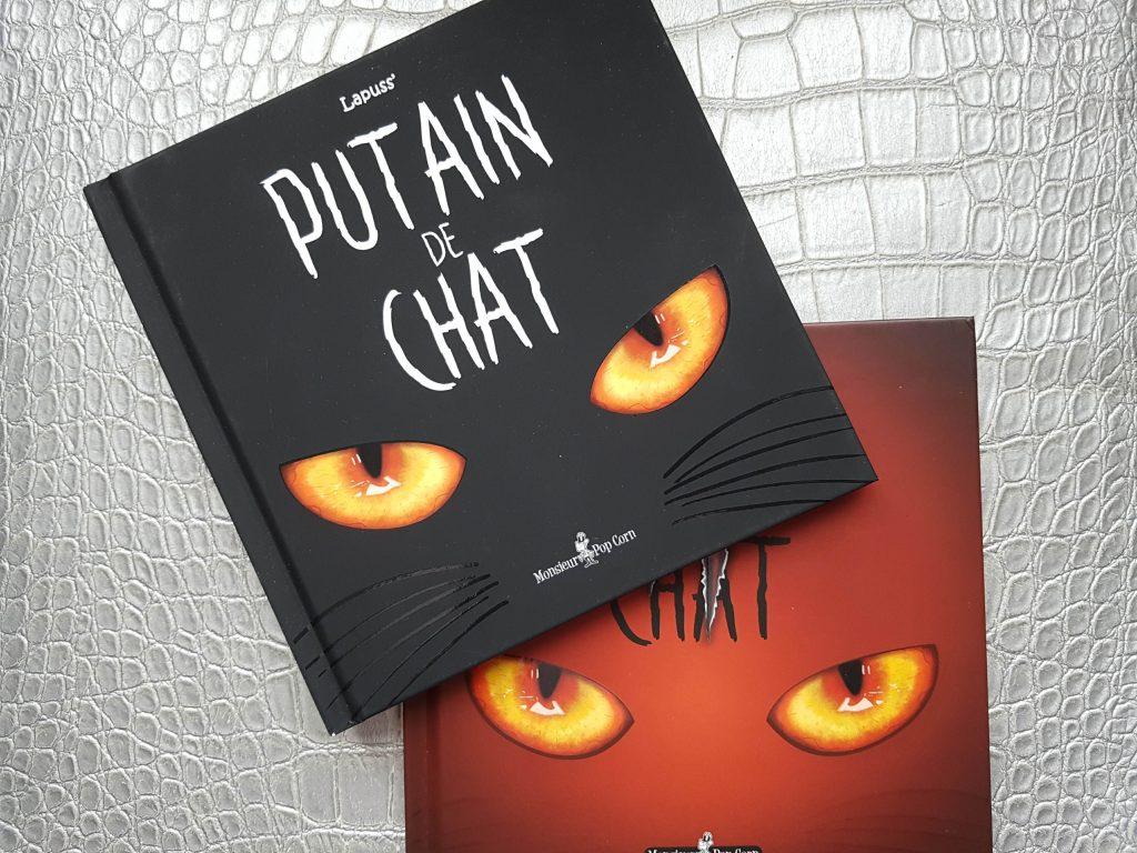 Putain de chat vol. 1 & 2, putain de drôlerie