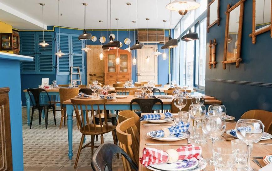 Où déjeuner et dîner à Paris, part.4 : Papy aux Fourneaux