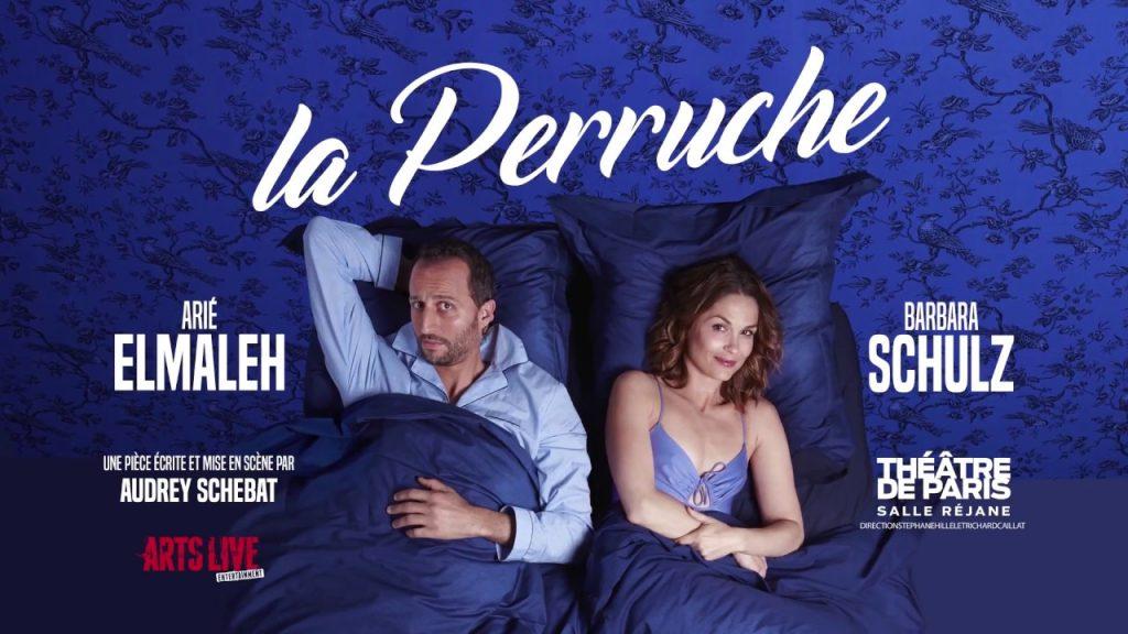La Perruche au Théâtre de Paris