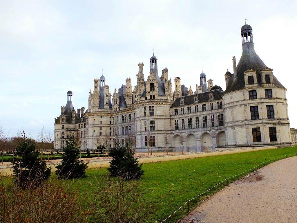 Bienvenue au château de Chambord