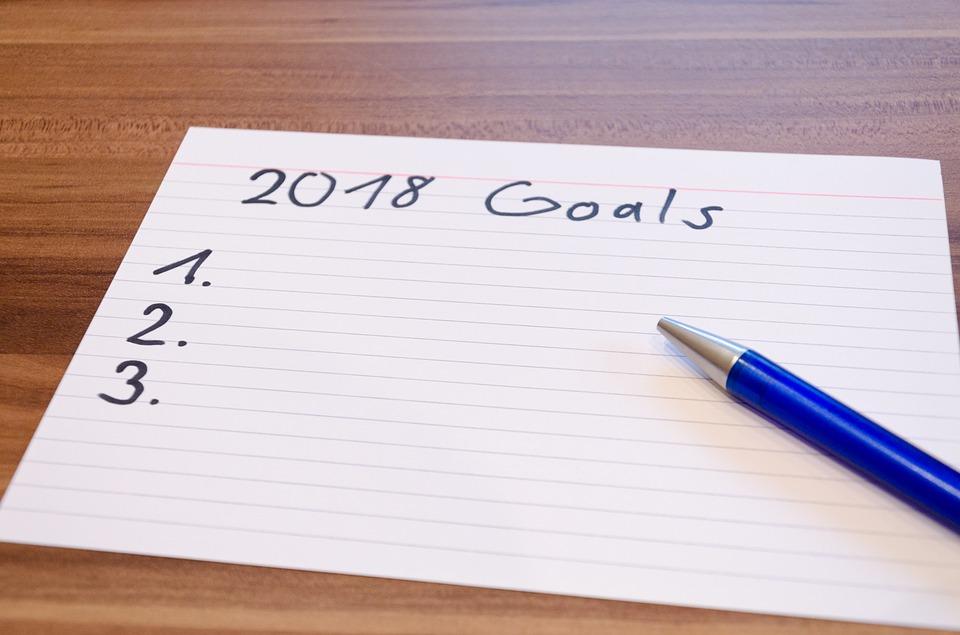 Ce que je me souhaite en 2018…