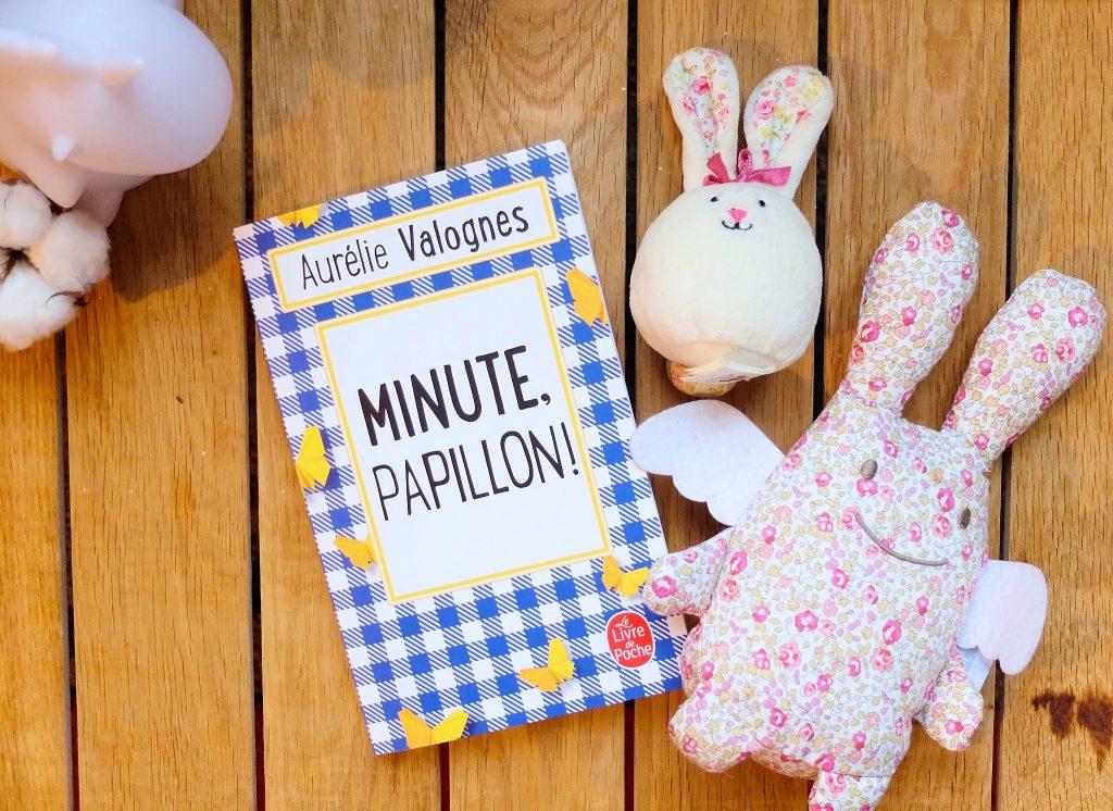 [Livre] Minute Papillon ! d'Aurélie Valognes