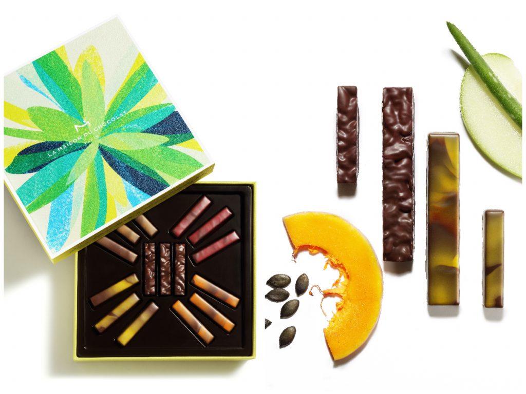 La saison du bien-être de la Maison du Chocolat