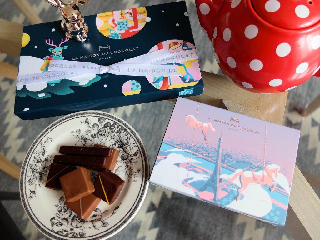 Noël au fil des rêves par la Maison du Chocolat