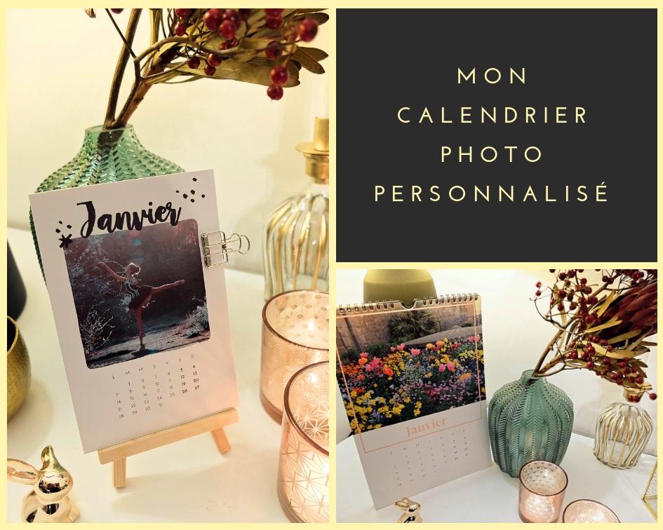 Pour 2019, osez le calendrier photo personnalisé