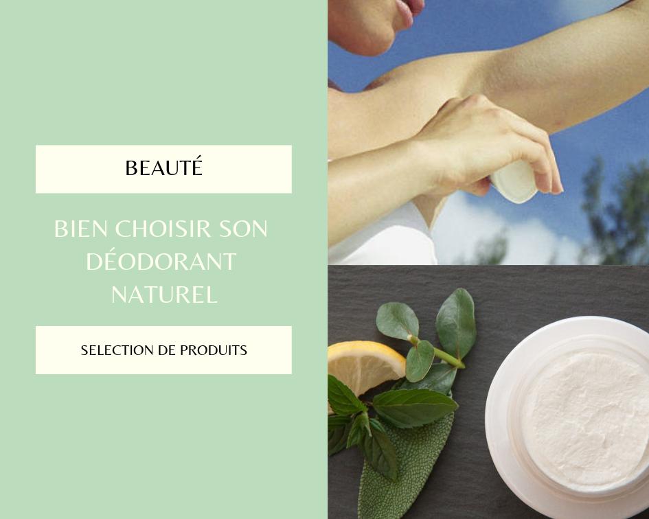 [Test] Ma quête du parfait déodorant bio ou naturel
