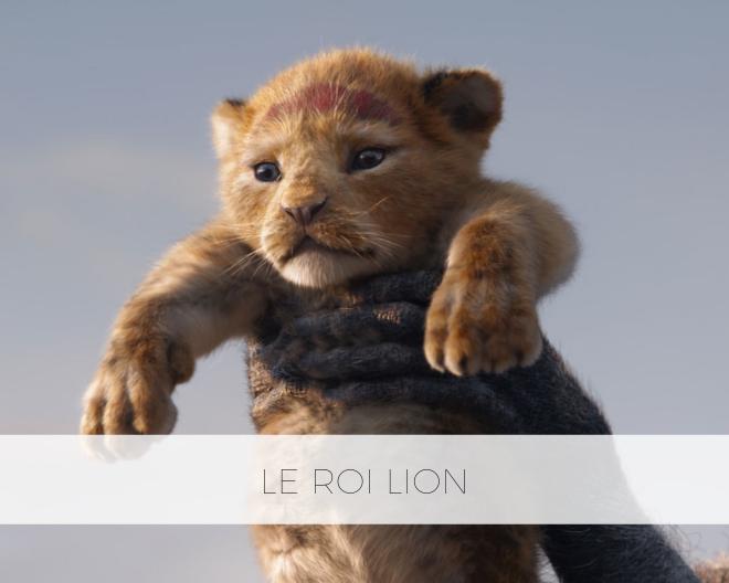 Rugissez de plaisir avec Le Roi Lion