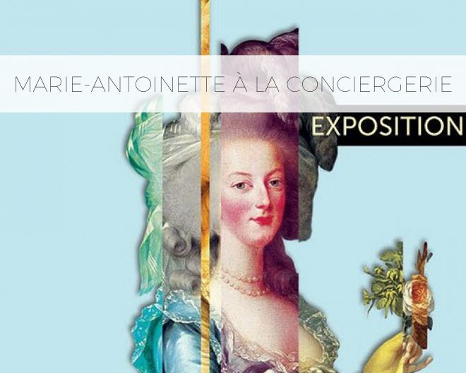 L'icône Marie-Antoinette à la Conciergerie